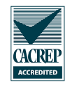 CACREP Accredited logo