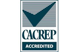 Cacrep Accredited logo