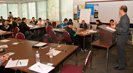 CityU Hosts First Annual Latino Leadership Conference