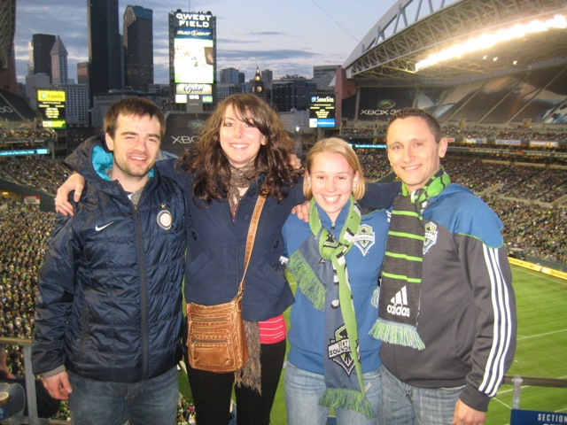 CityU Night with the Sounders