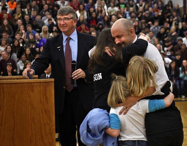 A Conversation with Dan Alderson – A CityU Alumni and the 2011 Milken Educator Award Recipient for Washington