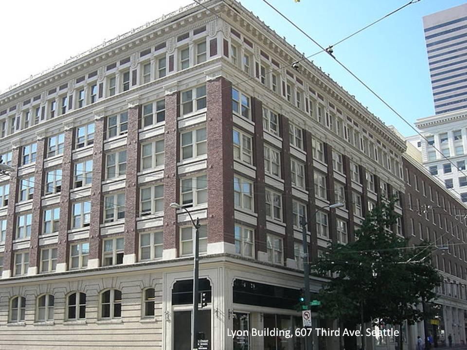 Lyon Building