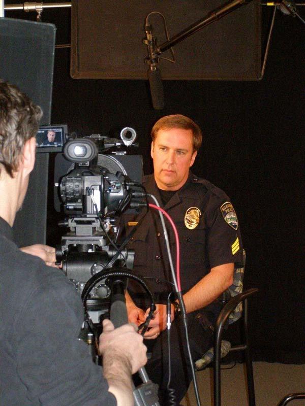 Sergeant Kelly Busey