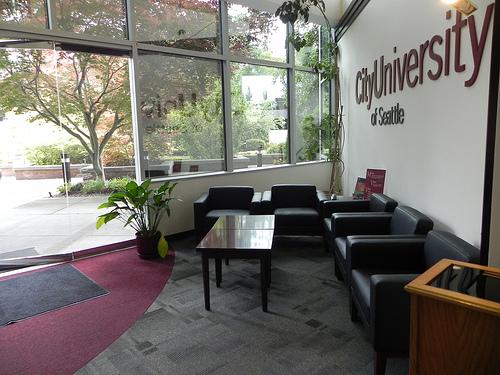 CityU's Bellevue Campus
