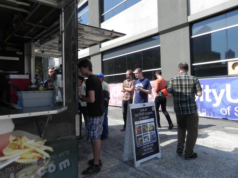 BUNS Burgers at CityU's new Urban Campus