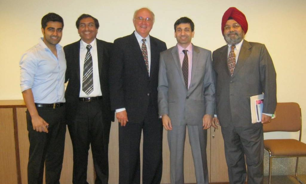 City University of Seattle Forms Educational Partnership  with Indian School of Business and Finance
