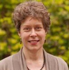 Librarian Theresa Gehrig