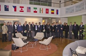 CityU's International Partners visit CityU's Seattle Campus (photo credit: Ken Vensel)