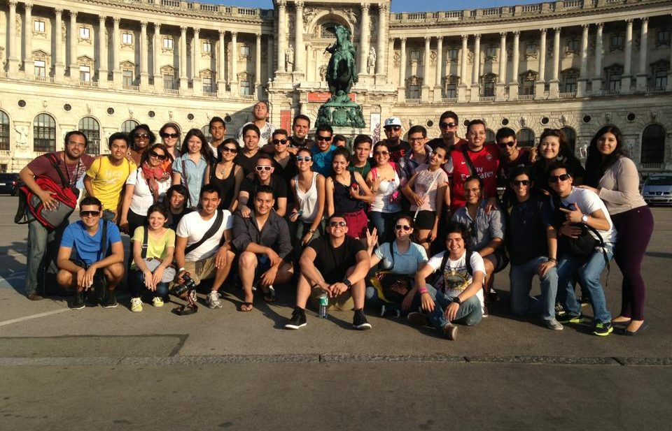 CityU in Prague – In the Mix of Appreciation and Exploration