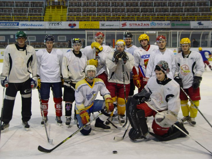 CityU of Seattle in Slovakia has a Hockey Team!