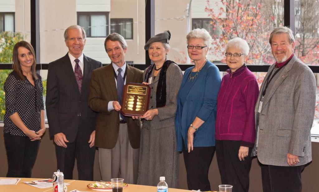 Celebrating the June Gasparovich Scholarship