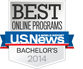 Best Online Bachelors Programs 2014