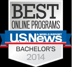 City University of Seattle's Online Bachelor's Programs Rank Among Top 50 in U.S.