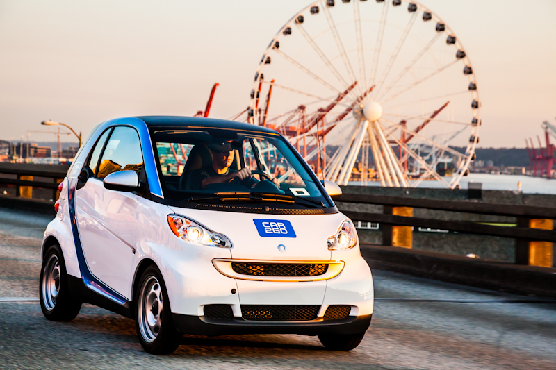 Need a car2go? Read About Our New Partnership!