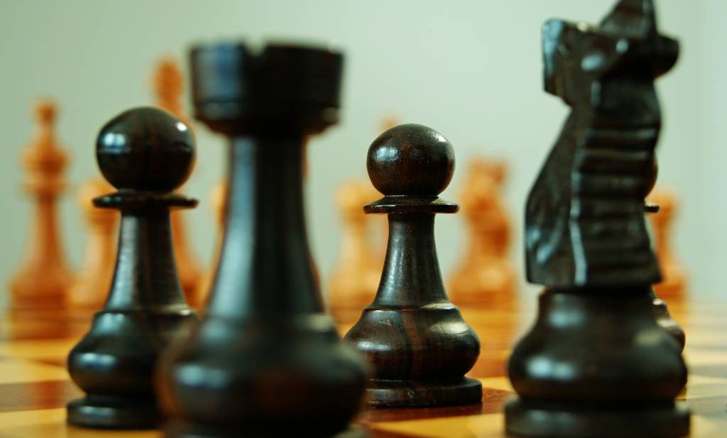 A Chess Board, a Pawn, a Transformation