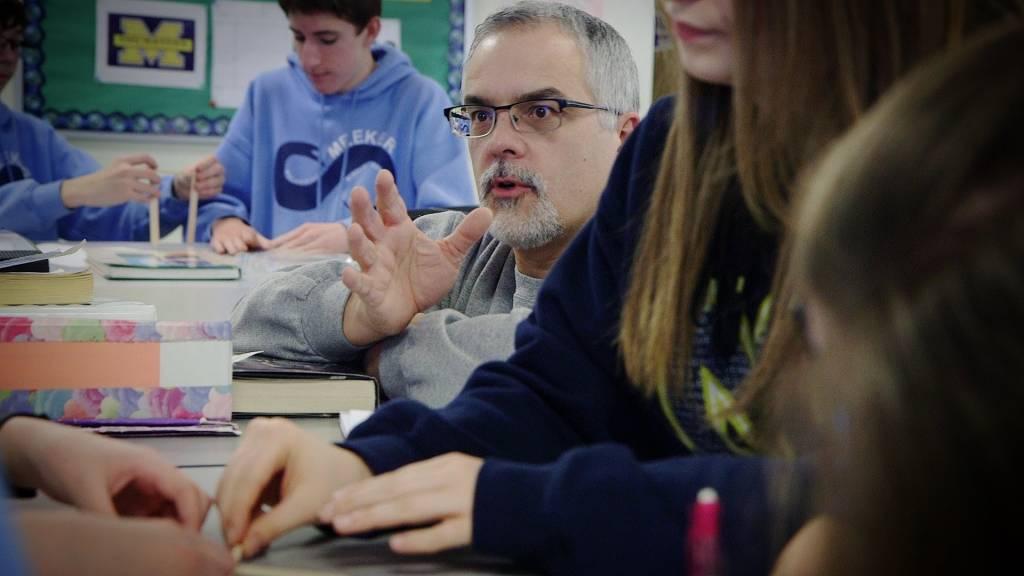Student Profile: Darrick Hartman