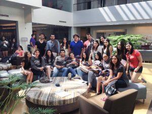 Student Orientation in Seattle
