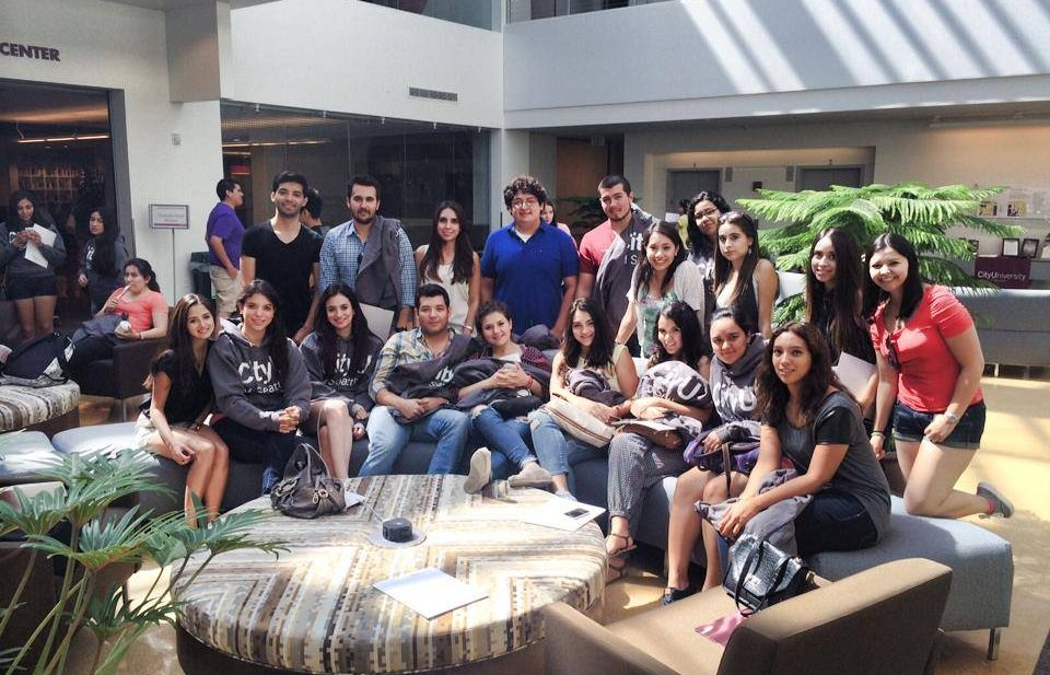 Welcoming Students from Mexico on CityU's Campuses in Seattle and Prague