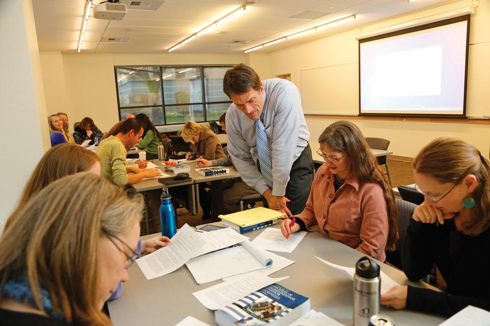 Dean Profile: Dr. Kurt Kirstein, School of Management