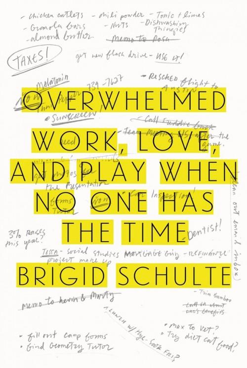"""Cover of """"Overwhelmed"""""""