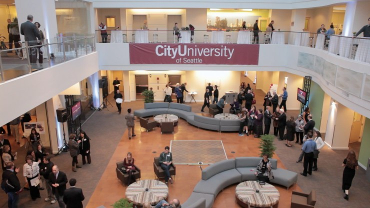 City University of Seattle Highlighted as Affordable Option in Online Roundup