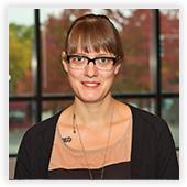 Carolyne Begin, Librarian