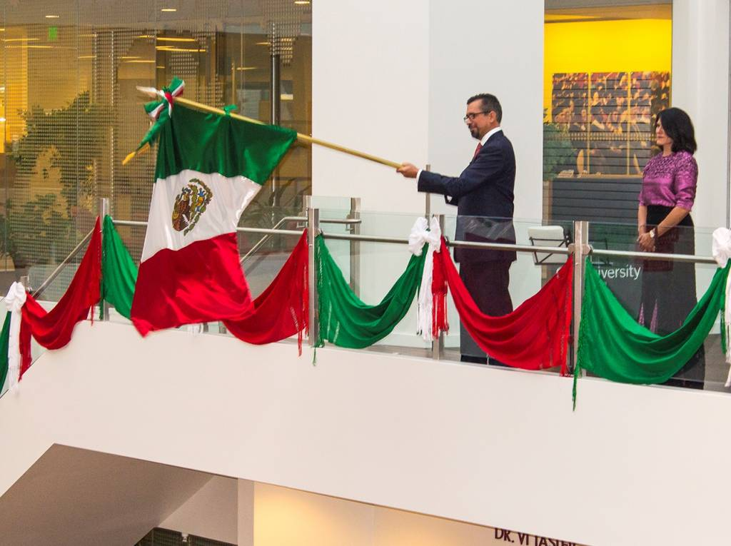 CityU Celebrates Mexico's Independence