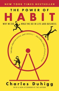 "CityU Library Reviews ""The power of habit"""