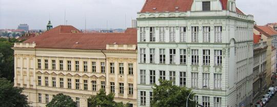 czech republic international building