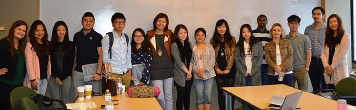 CityU and WAL Students Volunteer for APEC