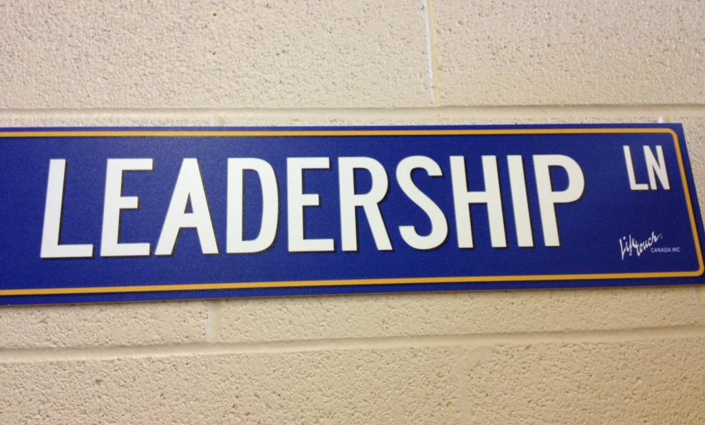 Reflect on Leaders in Your Life