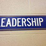 Leader Leadership Sign