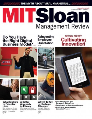 "CityU Library Reviews ""MIT Sloan Management Review"""