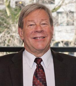 Steven Olswang, Provost, CityU