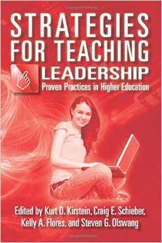 CityU Publishes 'Strategies for Teaching Leadership' Textbook