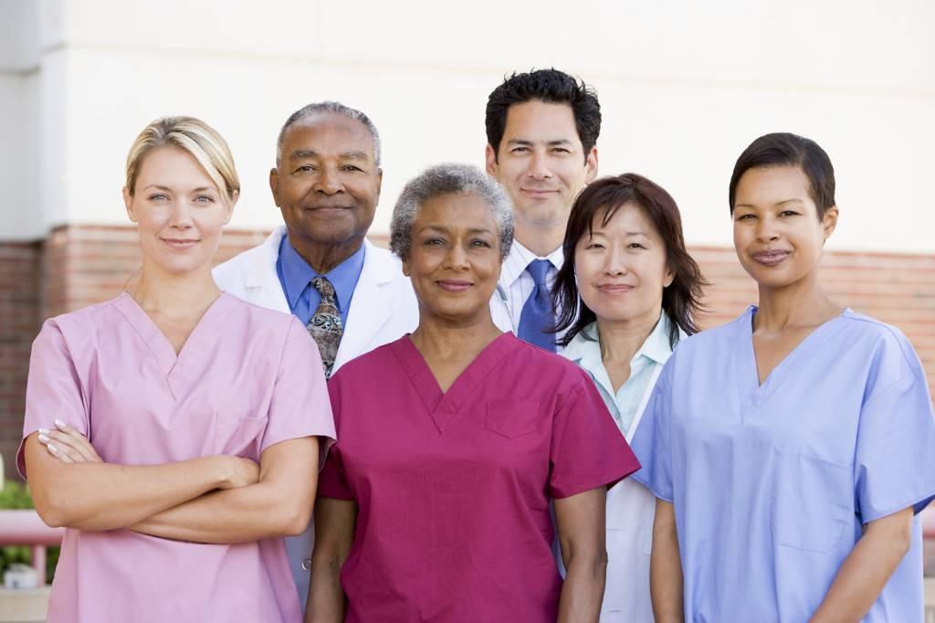 healthcare, doctors, nurses