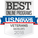 Best Online Programs Veterans Bachelor's 2017