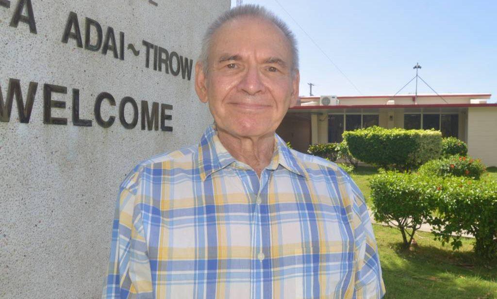 Student Profile: Barry Wicksman, TESOL Graduate Certificate