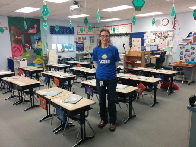 Student Profile: Shelley Ryan-Kelzenberg, Alternative Route to Teacher Certification