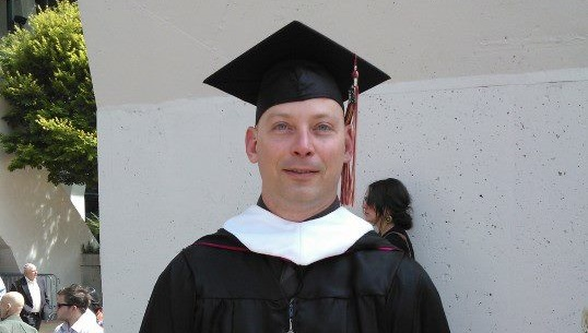 Student Profile: Cal Ledbetter, Master of Arts in Counseling