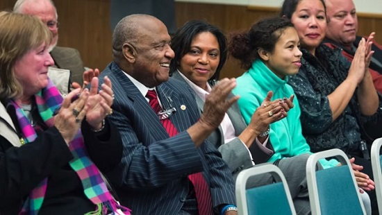 Former CityU Professor Honored by Tacoma School District