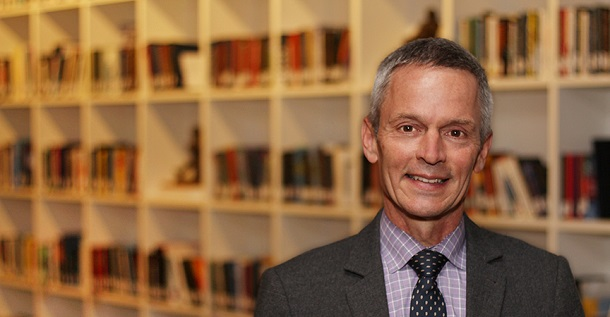 Dean Profile: Dr. Craig Schieber, School of Education and Division of Arts and Sciences