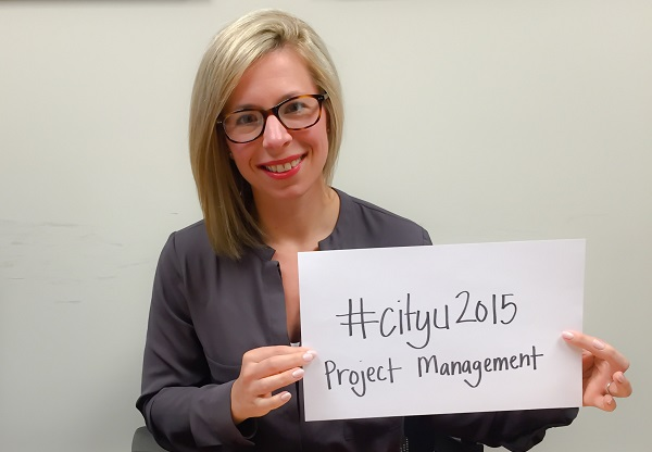Student Profile: Emily Dean, Bachelor of Science in Project Management