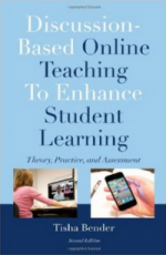 "Cover of ""Discussion Based Online Teaching"""