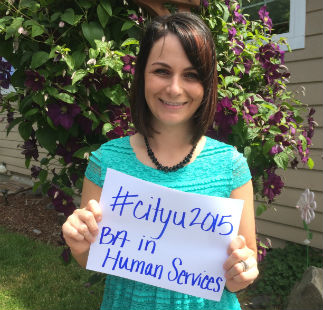 Student Profile: Jessica Verboomen, Bachelor of Arts in Human Services