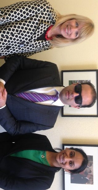 Enactus Works on an App with Washington State Senator and the National Federation of the Blind