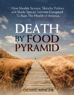 cover image of Death by Food Pyramid