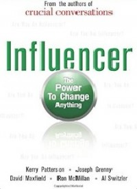 """CityU Library Reviews """"Influencer: The new science of leading change"""""""