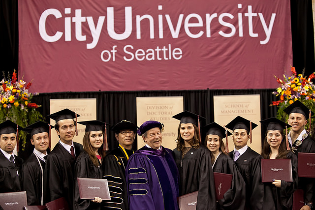 Provost of City University of Seattle Retiring at the End of 2015