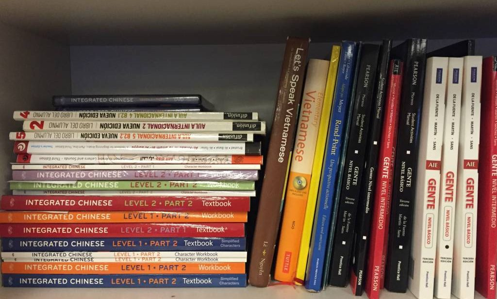 Language Beyond Books and Classes